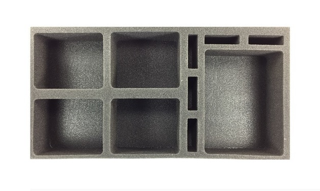 Battle Foam: Star Wars Generic - Medium & Large Ship Foam Tray (BFM-2.5)