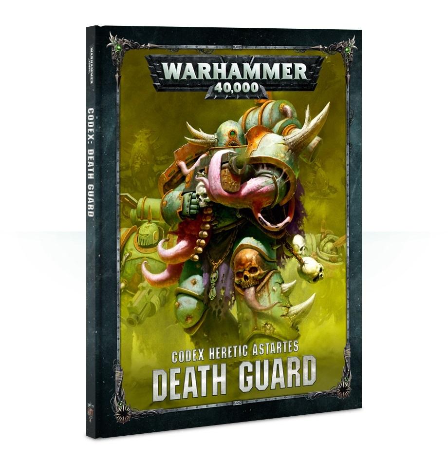 Warhammer 40,000 Codex: Death Guard image