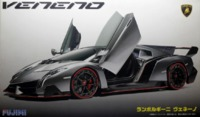 Fujimi: 1/24 Lamborghini Veneno DX - Model Kit