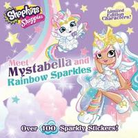 Shoppies Meet Mystabella and Rainbow Sparkles by Buzzpop