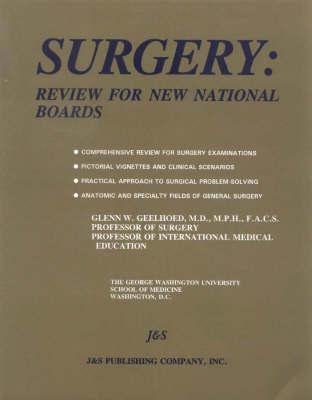 Surgery by Glenn W. Geelhoed