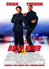 Rush Hour 2 on DVD