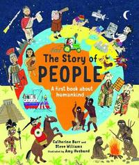 The Story of People by Catherine Barr