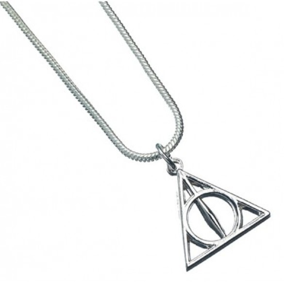 Harry Potter: Deathly Hallows Necklace image