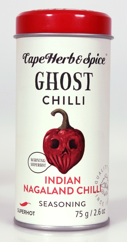 Cape Herb: Ghost Chilli 80g