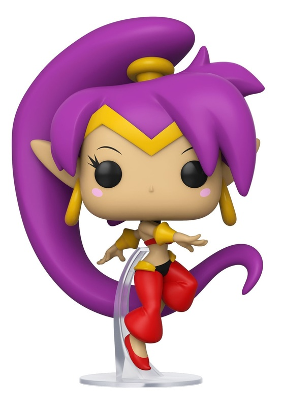Shantae - Pop! Vinyl Figure