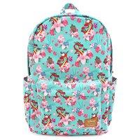 Loungefly: Mulan - Mushu and Cricket Backpack image