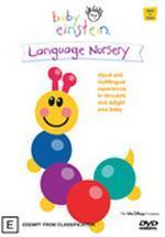 Baby Einstein - Language Nursery on DVD