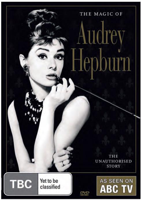 The Magic of Audrey Hepburn on DVD