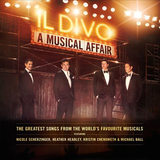 A Musical Affair - Broadway and Beyond (CD/DVD) by Il Divo