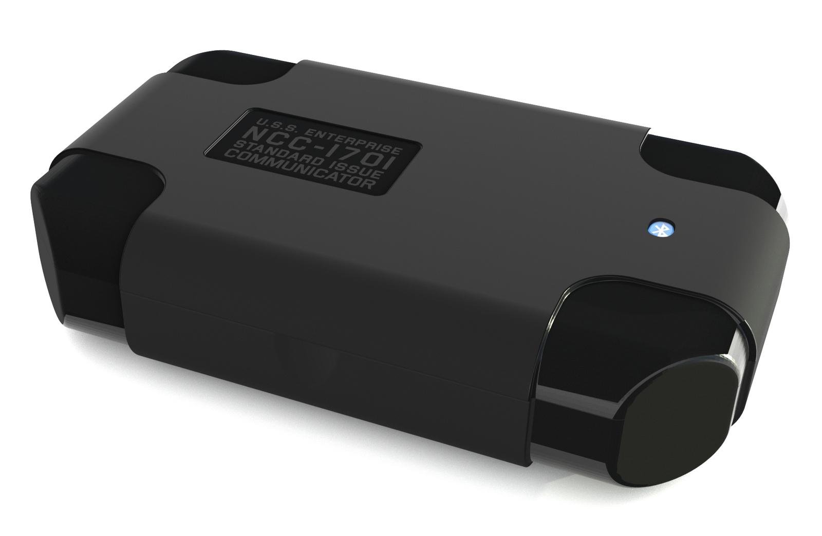 Star Trek U.S.S Enterprise Standard Issue Bluetooth Communicator image