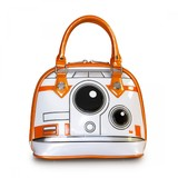 Loungefly Star Wars BB-8 Patent Dome Bag