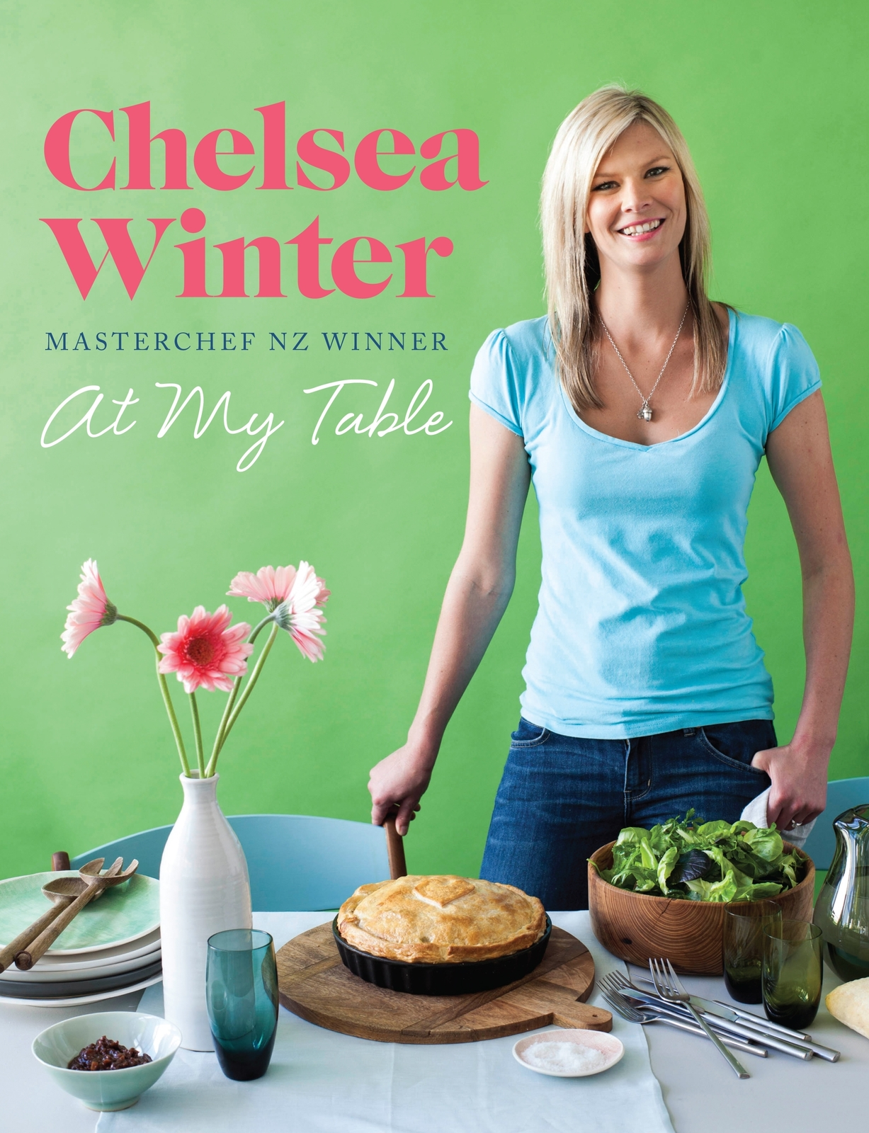 At My Table by Chelsea Winter image
