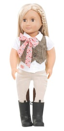 """Our Generation: 18"""" Regular Doll - Leah"""
