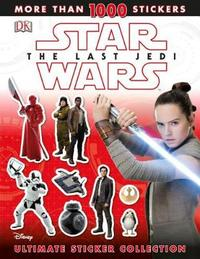 Star Wars the Last Jedi Ultimate Sticker Collection by David Fentiman