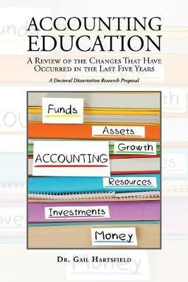 Accounting Education by Dr Gail Hartsfield