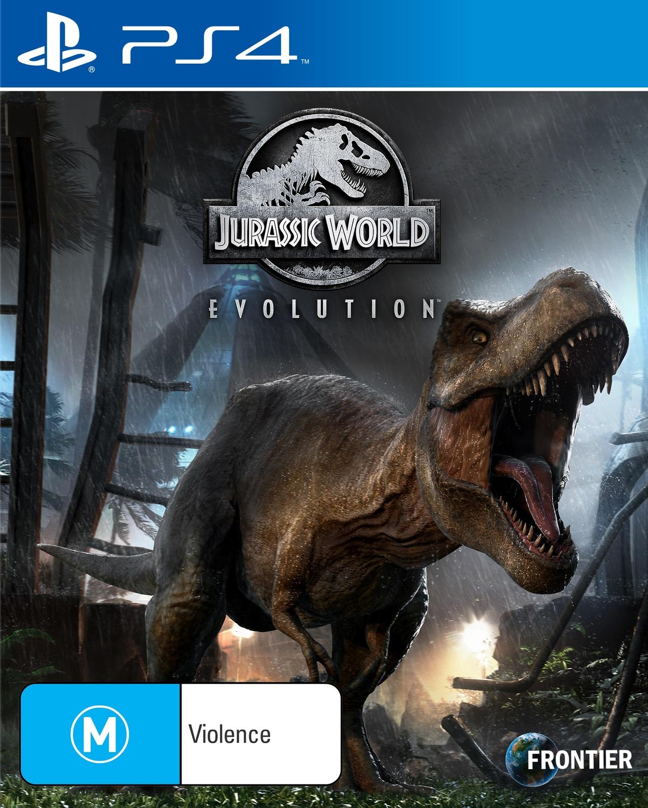 Jurassic World Evolution for PS4 image