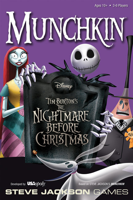 Munchkin: Nightmare Before Christmas