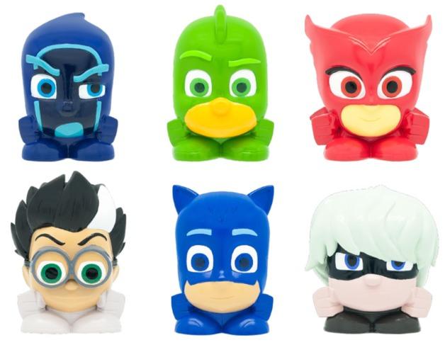 Pj Masks Mashems Mini Figure Toy At Mighty Ape Australia