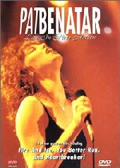 Pat Benatar - Live In Haven on DVD