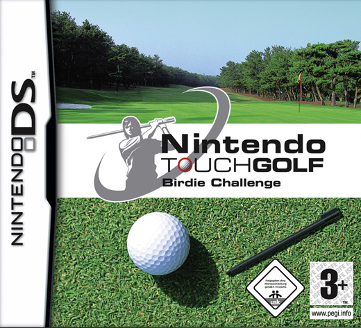 Nintendo Touch Golf: Birdie Challenge for DS image
