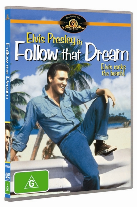 Follow That Dream on DVD