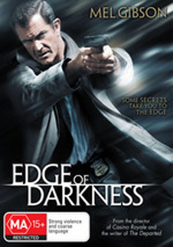 Edge of Darkness (Mel Gibson) on DVD