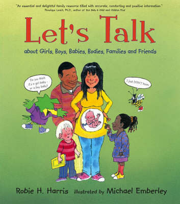 Let's Talk:About Girls,Boys,Babies,Bodie by Robie H Harris