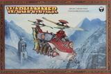 Warhammer Dwarf Gyrocopter/Gyrobomber