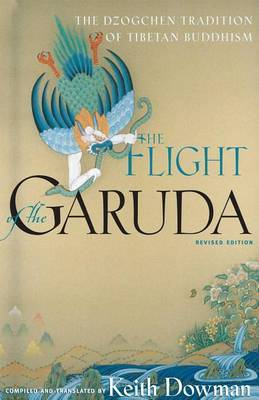 Flight of the Garuda by Keith Dowman image