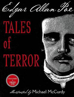 Tales of Terror (Includes CD) by Edgar Allan Poe image