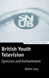 British Youth Television by Karen Lury image