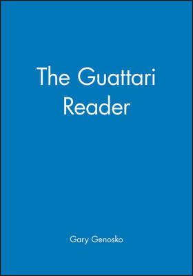 The Guattari Reader image