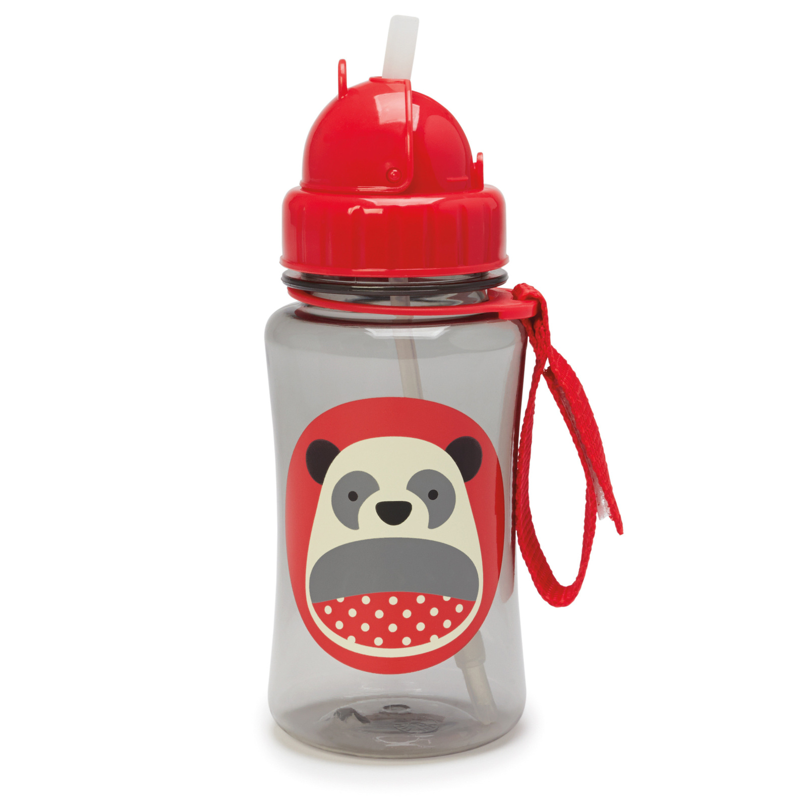 Skip Hop: Zoo Straw Bottle - Panda image
