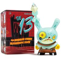 "Dunny The 13th: The Horror Comes Slithering Back - 3"" Vinyl Minifigure (Blind Box)"