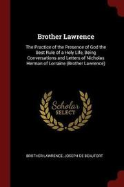 Brother Lawrence by Brother Lawrence image