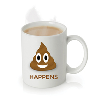 Bubblegum: Emoji Poop Mug