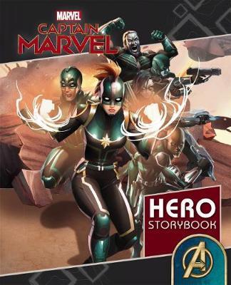 Marvel: Captain Marvel Movie Storybook
