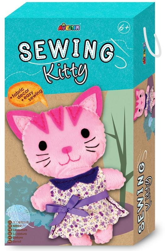 Avenir: Sewing Doll Kit - Kitty