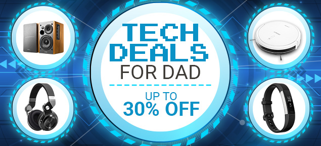 Father's Day Tech SALE!
