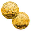 Monster Hunter - Collectable Gold Coin