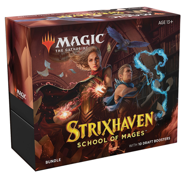Magic the Gathering: Strixhaven: School of Mages Bundle