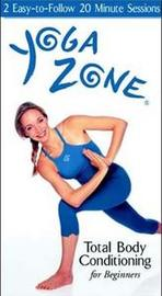 Yoga Zone - Total Body Conditioning on DVD