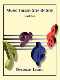 Music Theory Step by Step by Deborah Jamini image