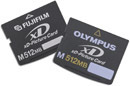 SanDisk xD 512MB Type M Memory