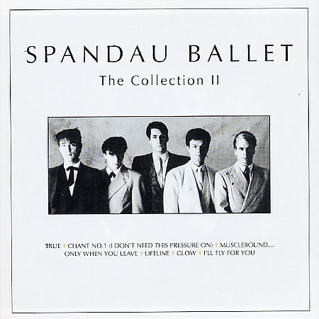 Collection V.2 by Spandau Ballet