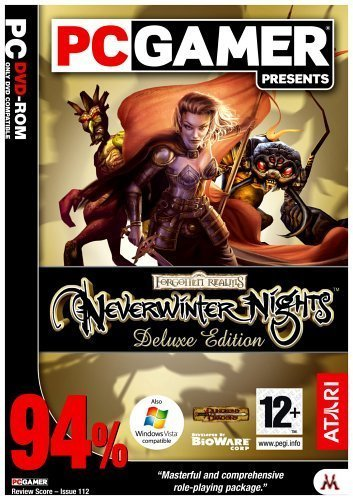 Neverwinter Nights Deluxe Edition for PC Games