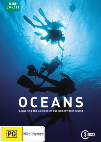 Oceans on DVD