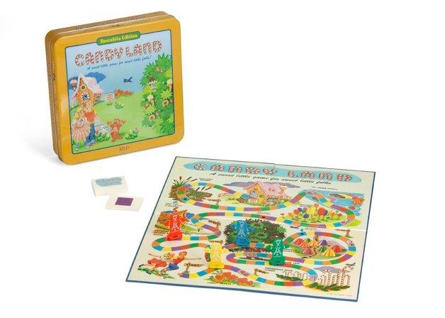 Candy Land Nostalgia Tin Board Game