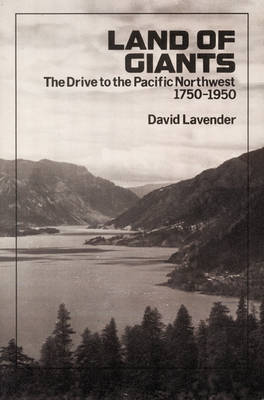 Land of Giants by David Lavender
